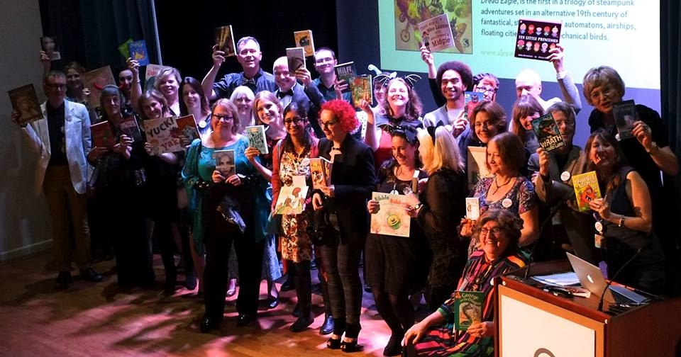 The Mass Book Launch - photo by Candy Gourlay