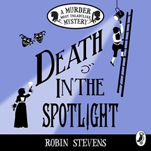 Death in the Spotlight (Audio Edition)