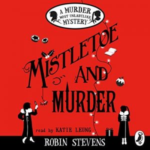 Mistletoe and Murder (Audio Edition)