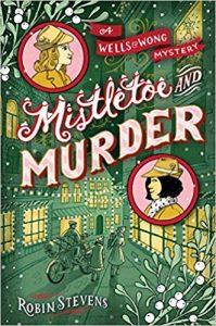 Mistletoe and Murder (US Edition)