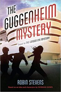 The Guggenheim Mystery (US Edition)