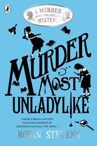 Robin Stevens - Murder Most Unladylike Series Book 1